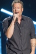 2017: Blake Shelton (Quelle: imago images)