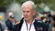 MELBOURNE, AUSTRALIA - MARCH 13: Red Bull motorsport advisor Dr Helmut Marko at The Australian Formula One Grand Prix on