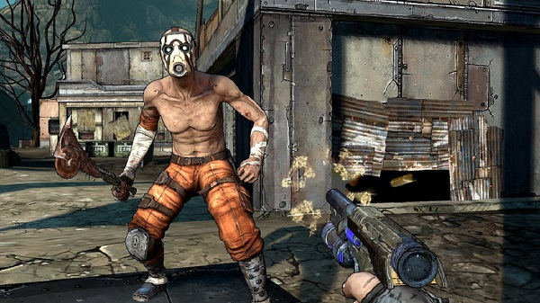 """Indestructible: The comic graphics from """"Borderlands"""" still look great on Nintendo"""