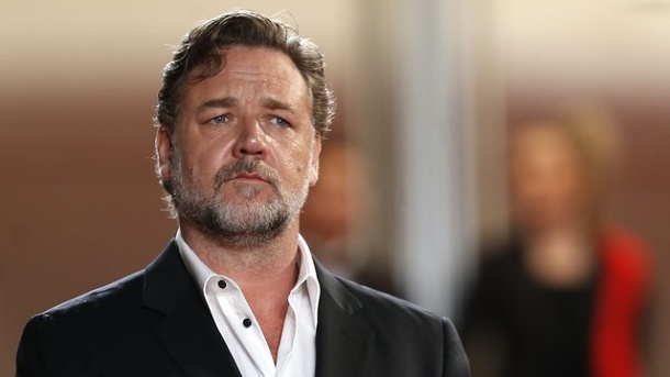 """Corona-Krise - Russell Crowe: Isolation ist """"sehr produktiv"""". Russell Crowe beim Filmfestival in Cannes 2016."""