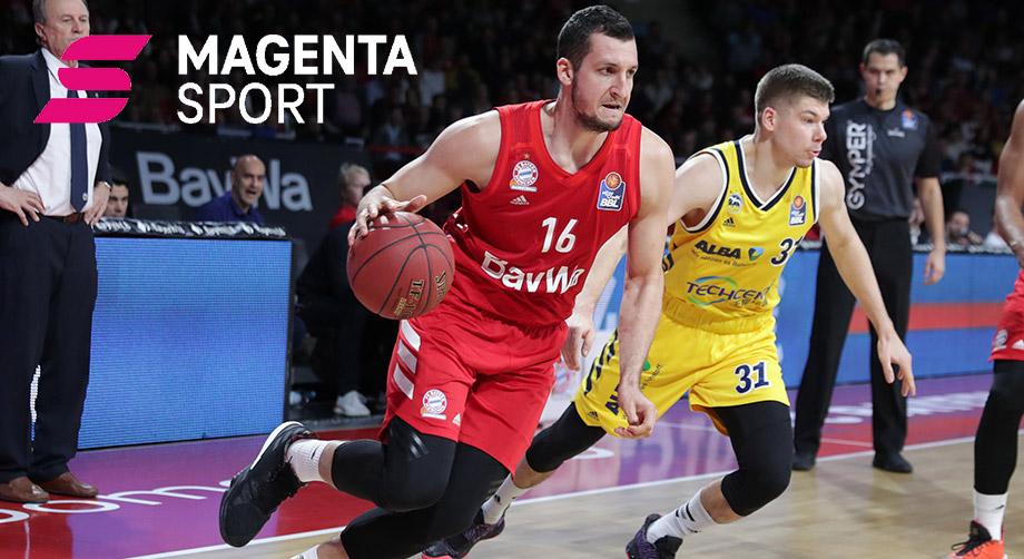 MagentaSport: Alle Spiele der easyCredit Basketball-Bundesliga live & in HD.