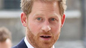 10 09 2019 London United Kingdom Prince Harry the Duke of Sussex arriving at a reception to c