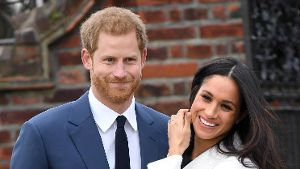 Prince Harry engagement Prince Harry and Meghan Markle at a photocall to announce their engagement a
