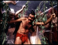"1973: Sean Connery im Film ""Zardoz"" (Quelle: imago images)"