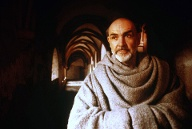 "1986: Sean Connery spielt in ""Der Name der Rose"". (Quelle: imago images / Prod.DB)"
