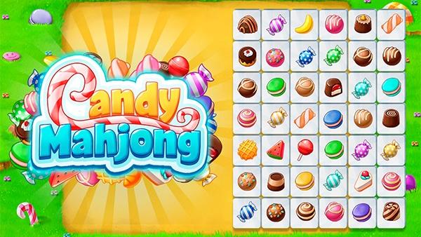 Softgames: Candy Mahjong (Quelle: Softgames)
