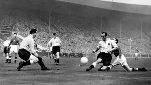 25.11.1953: Als Ungarn die Engländer in Wembley demütigte (Quelle: imago images/United Archives International)