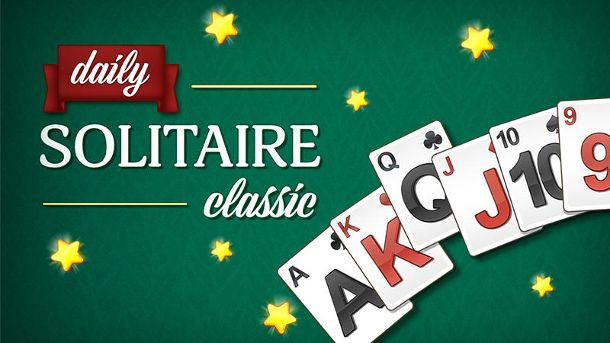 Daily Solitaire Classic (Quelle: Softgames)
