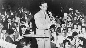 16.01.1938: Benny Goodman rockt die Carnegie Hall (Quelle: imago images/Everett Collection)