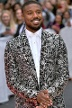 2020: Michael B. Jordan (Quelle: imago images / Chris Crew)