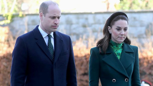 Prinz William und Herzogin Kate: Ihr Familienhund ist tot. (Quelle: Chris Jackson - Pool/Getty Images)