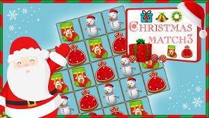 Gamedistribution: Christmas Match 3 Deluxe