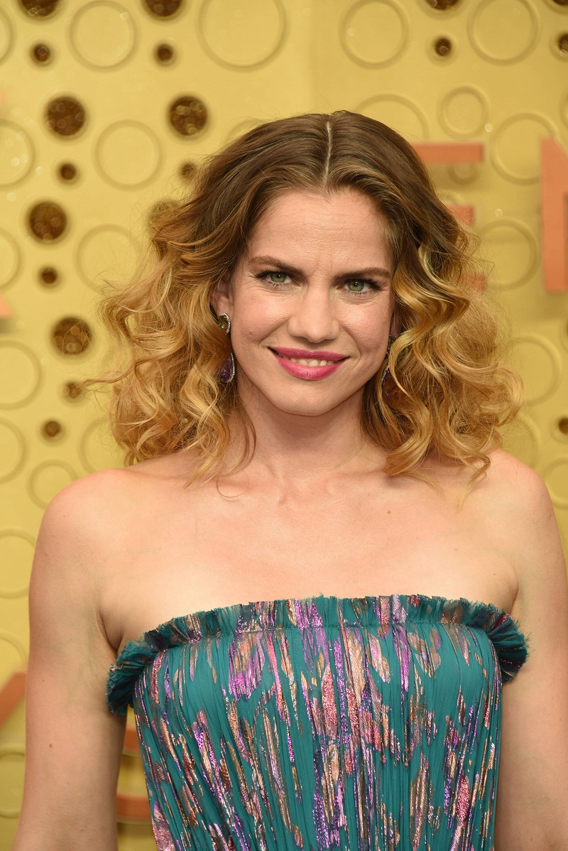 Anna Chlumsky: Das Foto wurde im September 2019 aufgenommen.  (Quelle: imago images / Independent Photo Agency Int.)