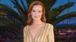 Marcia Cross: Der 'Desperate Housewives'-Star hatte Analkrebs.