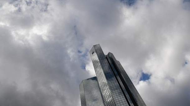 Postbank-Integration: Deutsche Bank baut 350 Stellen ab. Deutsche Bank in Frankfurt
