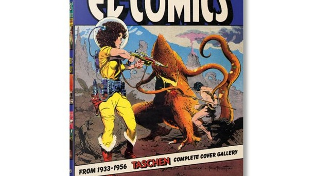 """""""Tales from the Crypt"""": Die wundervolle Welt der EC Comics. """"The History of EC Comics"""" von Grant Geissman."""