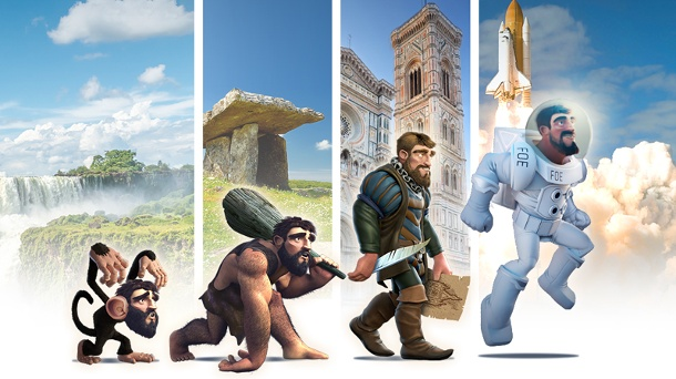 Forge of Empires: March of Progress (Quelle: Innogames)