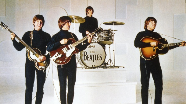 Beatles: John Lennon, George Harrison, Paul McCartney und Ringo Starr (Quelle: imago images / Prod.DB)