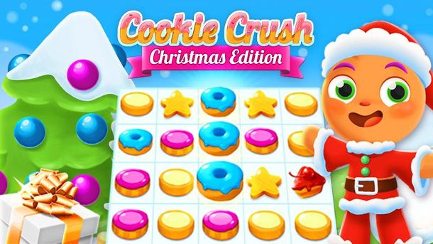 Cookie Crush Christmas Edition (Quelle: Softgames)
