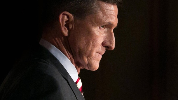 Michael Flynn: Er ist der frühere Trump-Berater. (Quelle: imago images/ ZUMA Press)