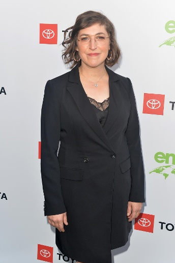 """""""The Big Bang Theory""""-Star Mayim Bialik (Quelle: Jerod Harris/Getty Images for The Environmental Media Association)"""