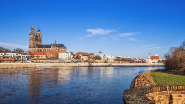 Magdeburg Riverview (Quelle: Thinkstock by Getty-Images)
