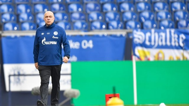 "Gross zu Schalke-Engagement: ""Habe keinen Moment bereut"". Christian Gross"