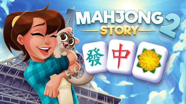 Mahjong Story 2 (Quelle: Softgames)