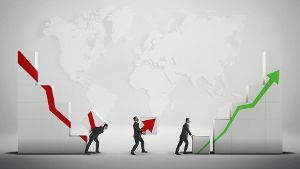 Stock Market Crash and Escape - Global Business Strategy Exchange