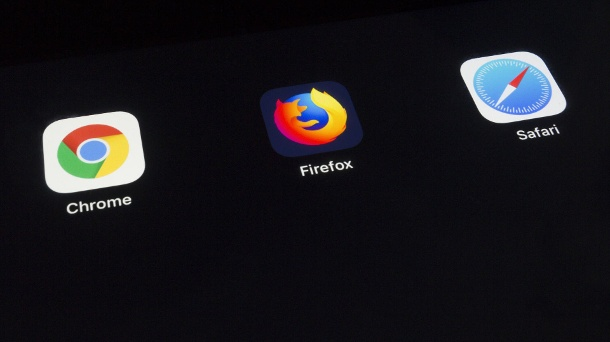 Chrome, Safari, Firefox, Edge: So aktualisieren Sie Ihren Browser. Google Chrome, Mozilla Firefox und Safari: Welchen Browser nutzen Sie?  (Quelle: Andre M. Chang)