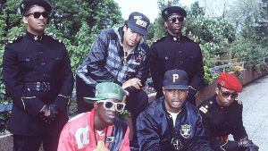 19.04.1988: Eine Band revolutioniert den Hip-Hop (Quelle: dpa/Photoshot)