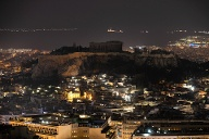 Die Akropolis in Athen (Quelle: imago images / Xinhua)