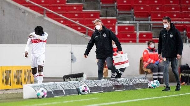 Coulibaly droht Saison-Aus: Entwarnung bei Mavropanos. Tanguy Coulibaly
