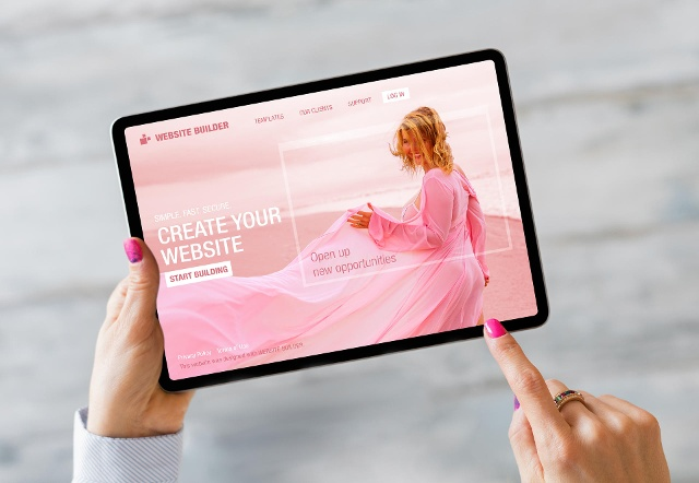 Websitenanbieter Squarespace (Quelle: Thinkstock by Getty-Images/ grinvalds)