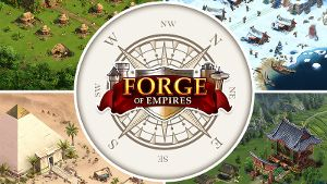 Forge of Empires: Kompass