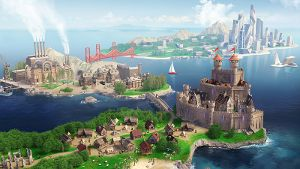 Forge of Empires: Citys