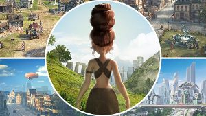 Forge of Empires: Woman