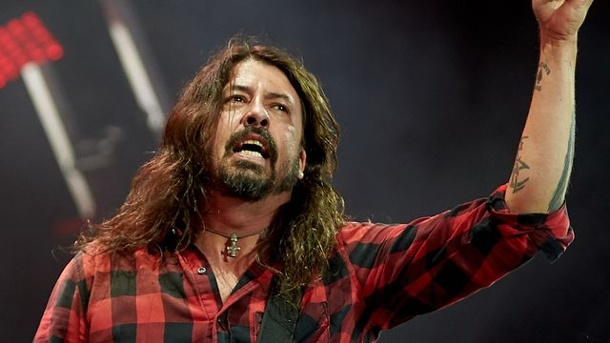 Foo-Fighters-Frontman: Rockmusiker Dave Grohl outet sich als Abba-Fan. Foo-Fighters-Frontmann Dave Grohl tritt beim Musikfestival Rock am Ring auf.